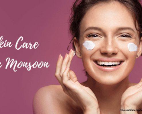 skin during monsoon